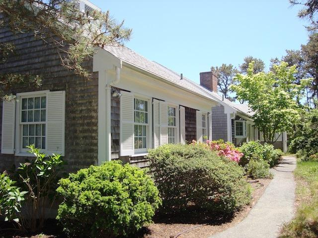 Front of the house - Waterfront North Chatham Cape Cod New England Vacation Rentals