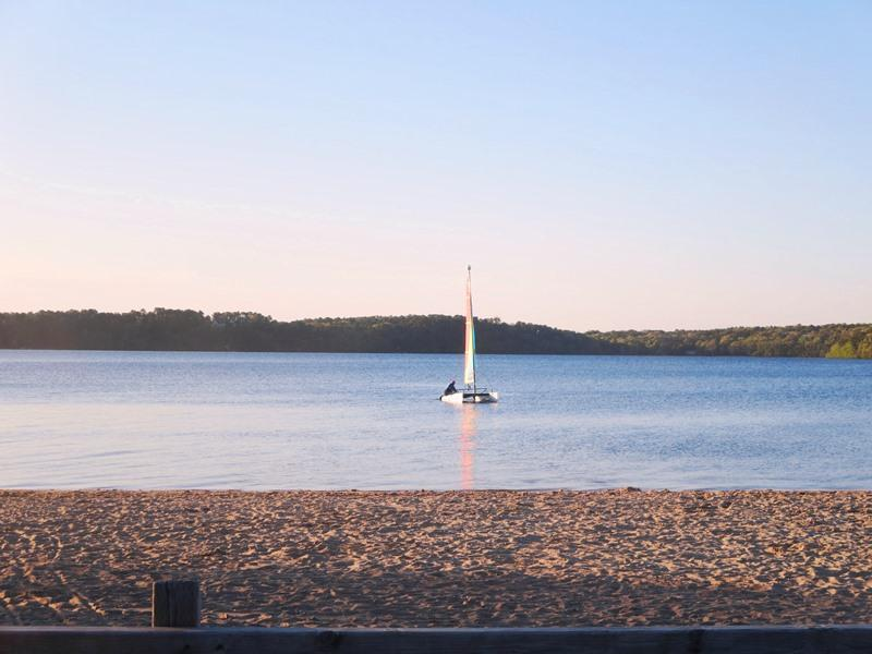 Enjoy swimming or kayaking over at Long Pond - the Cape's largest Lake - freshwater! Just 2 miles from the house. - Harwich Cape Cod New England Vacation Rentals