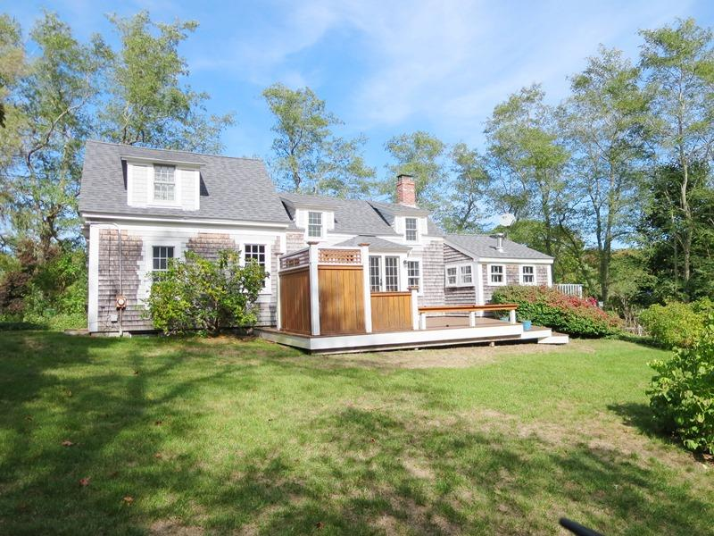 Welcome to The 1910 House! Great yard and new deck - 49 Pleasant Lake Avenue Harwich Cape Cod New England Vacation Rentals