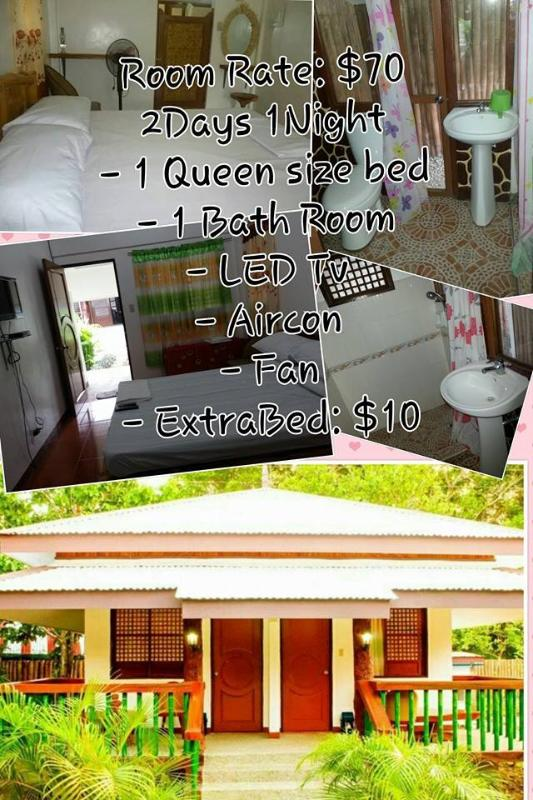 4 BEDROOMS (QUEEN SIZE BED FOR EACH ROOM WITH FULL BATHROOM)
