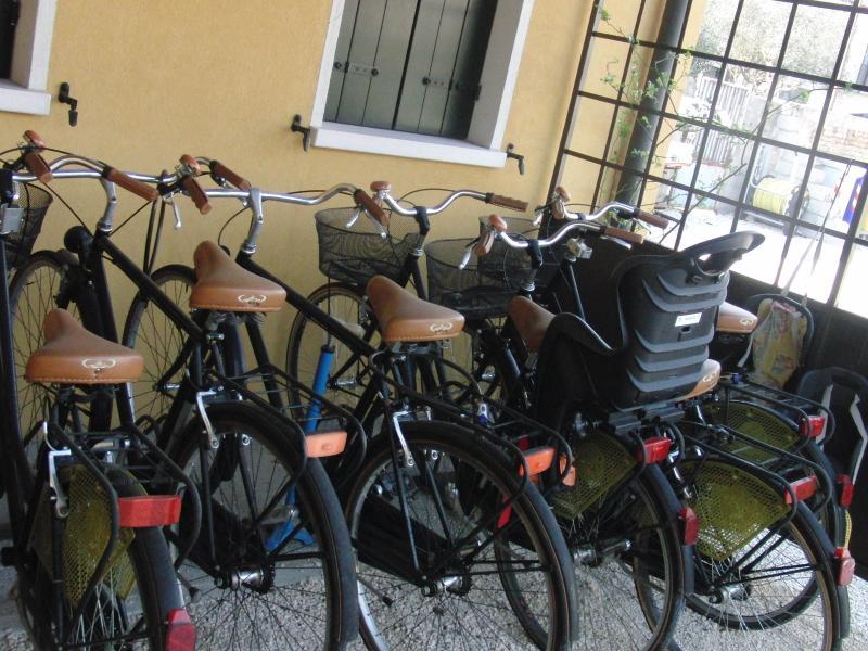 le biciclette 8 per adulti 6 per ragazzi di varie misure