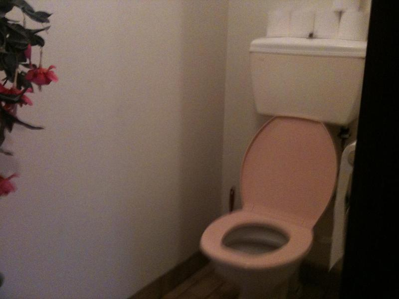 Your loo.