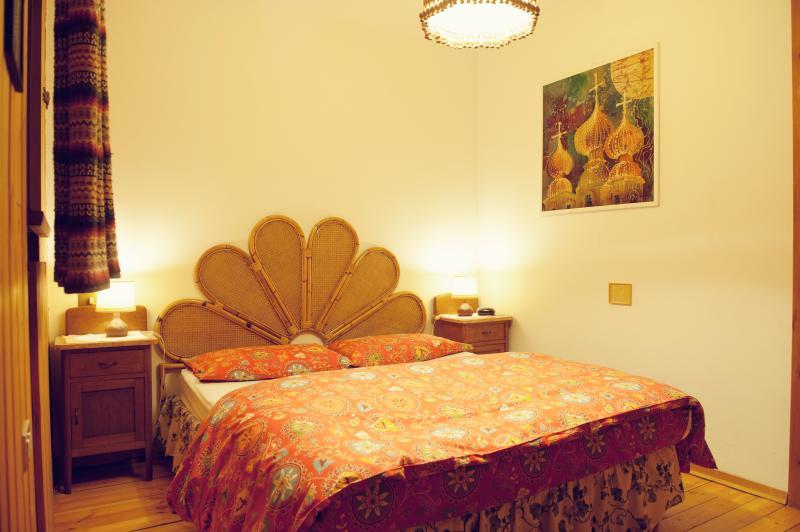 B&B Villa La Bercia ¤¤¤¤  Red Room, location de vacances à San Cassiano