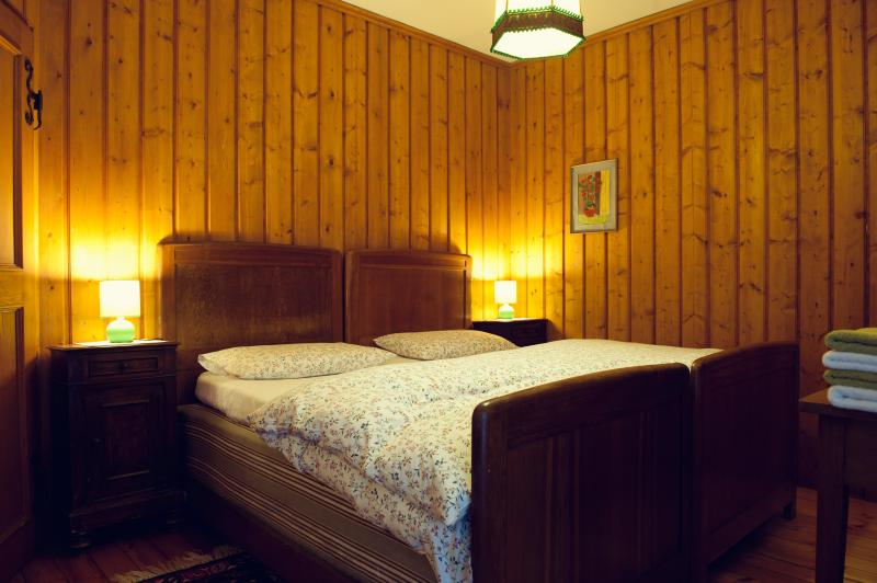 B&B Villa La Bercia ¤¤¤¤ Green Room, vacation rental in San Cassiano
