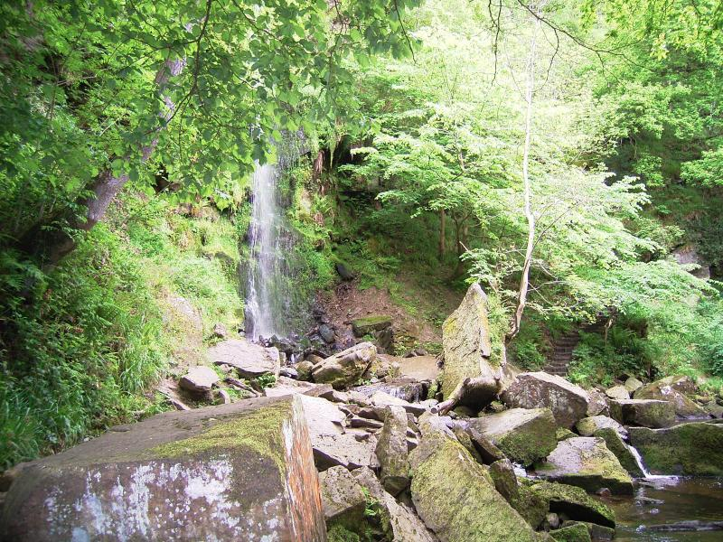 Mallyan Spout, Goathland (Heart Beat Country) only 30 minutes drive from Cottages