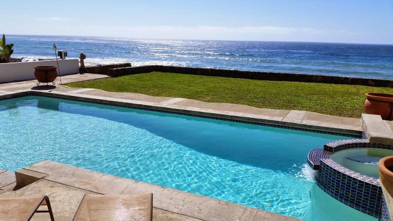 Une vue imprenable sur le Pacifique de la Casa Blanca Rosarito