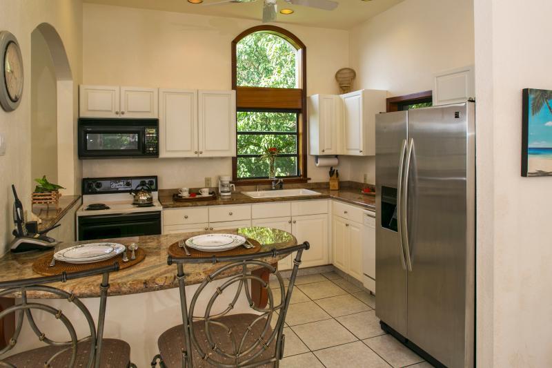 Cocina de la villa de luna de miel septiembre de 2014