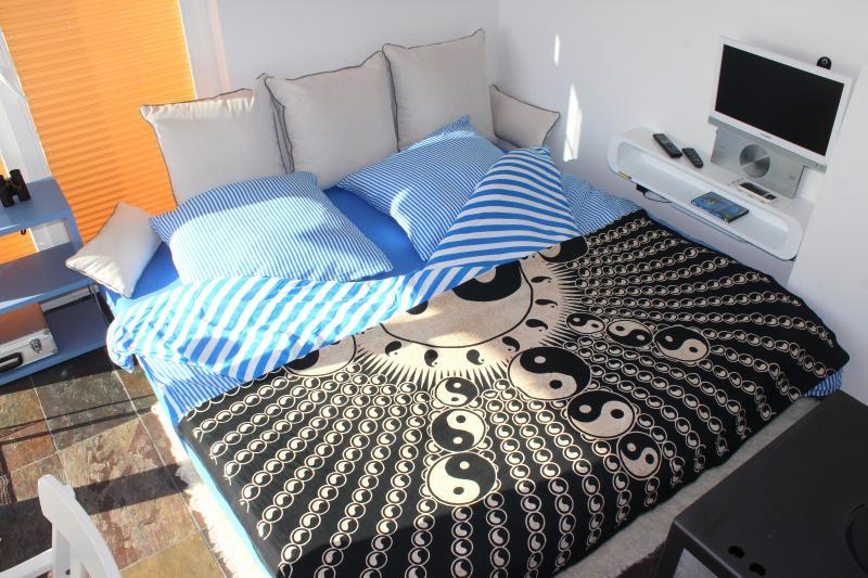 Schlafzimmer 3 bei 6- Personen Belegung