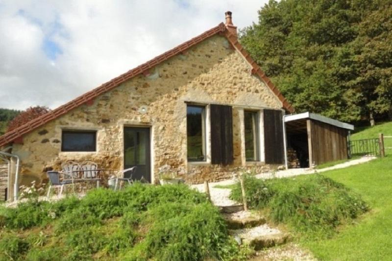 La Bergerie  Saussey  La Grande Verrière Parc Naturel du Morvan, holiday rental in Lucenay-l'Eveque