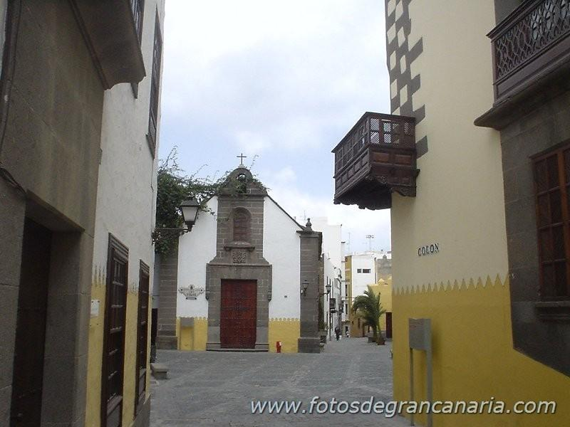 Historic places near Vegueta 2. (Within 5 min. walk from Casa Toledo)