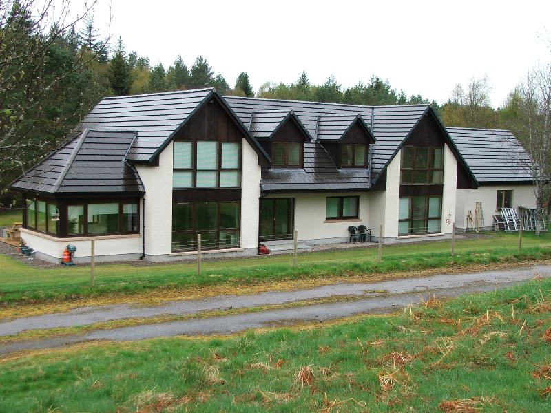 luxury highland home, vacation rental in Inverness