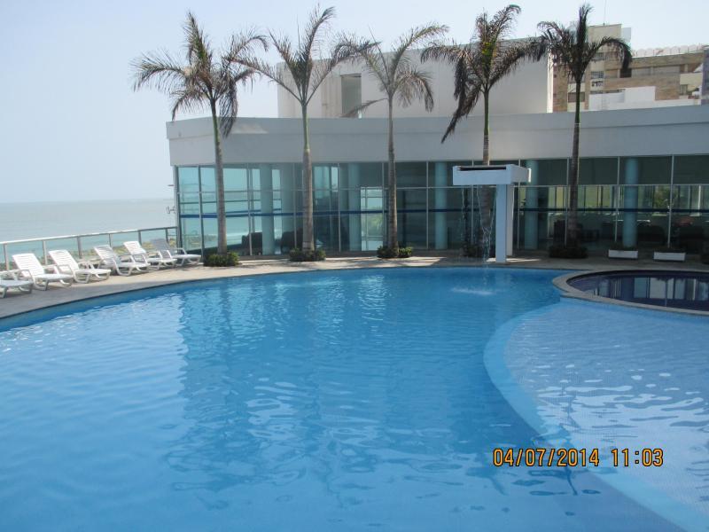Cartagena Million Dollar Views Apt. 36, holiday rental in Bolivar Department