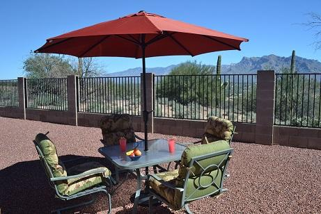 Comfy home w/Amazing Views Near Golf,Pool,Trails, holiday rental in Tucson