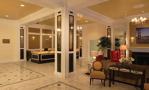 common area off lobby