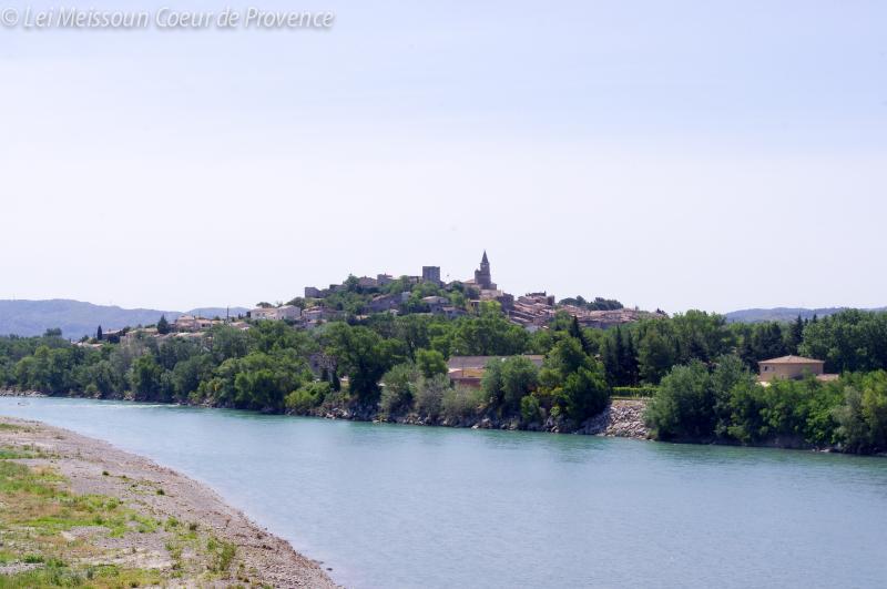 Mallemort en Provence