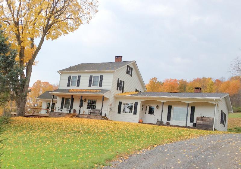 Catskill Maple House à l'automne