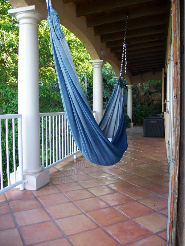 hammock for that afternoon nap