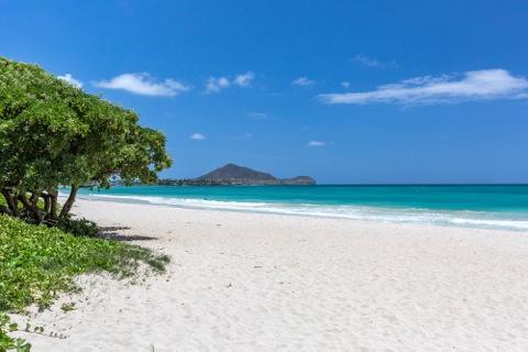 Kailua Beach nicht weit entfernt