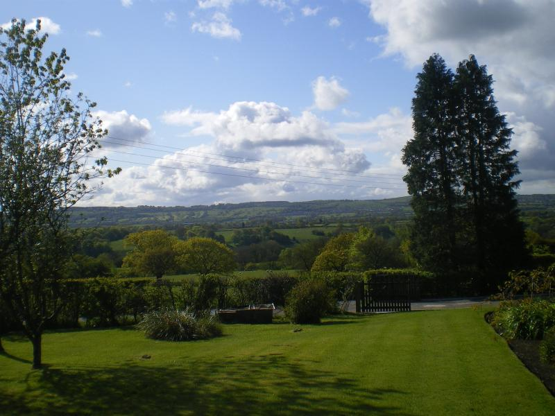 Fabulous location,with stunning views.If your into walking this place is hard to beat