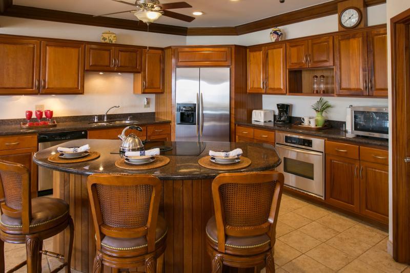 Gran sala cocina caoba septiembre de 2014