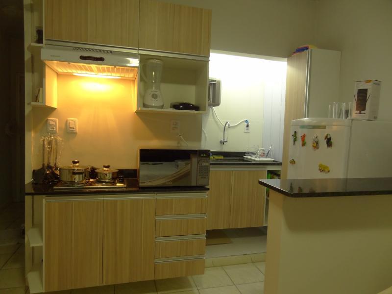 Cozinha Cumaru Flat Manaus 916