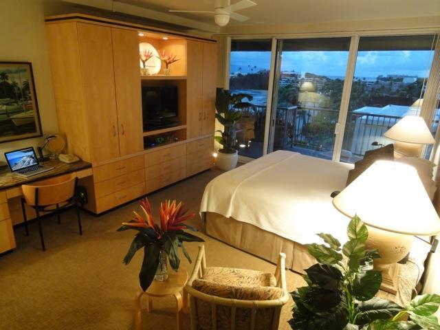 Camera per gli ospiti con tutti i comfort che potete desiderare.