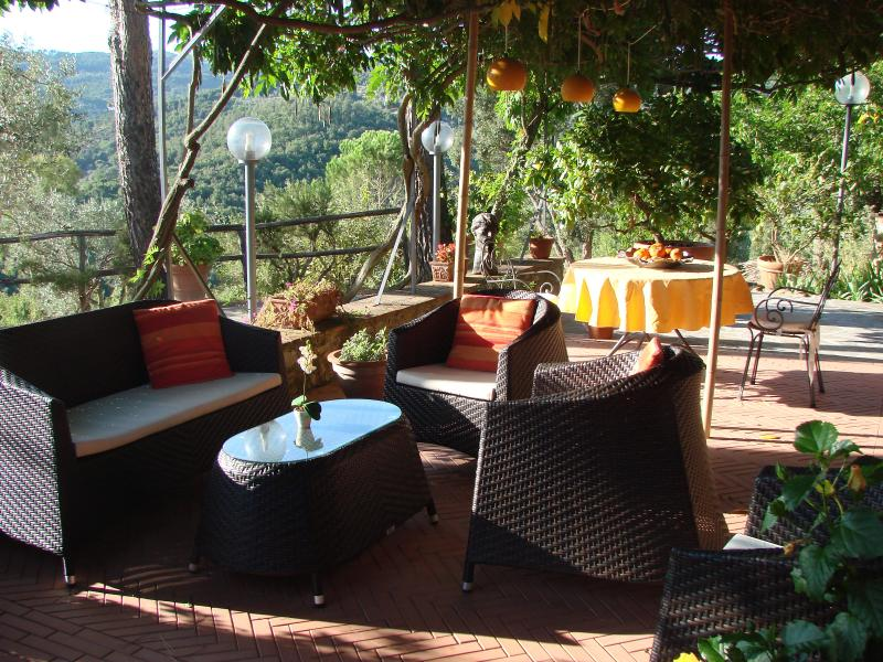 A private tea/coffee room. You will love sipping our perfected Italian cappuccino here.