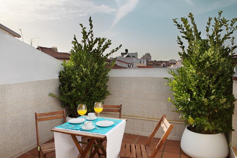 Terrace by Vanrays homes