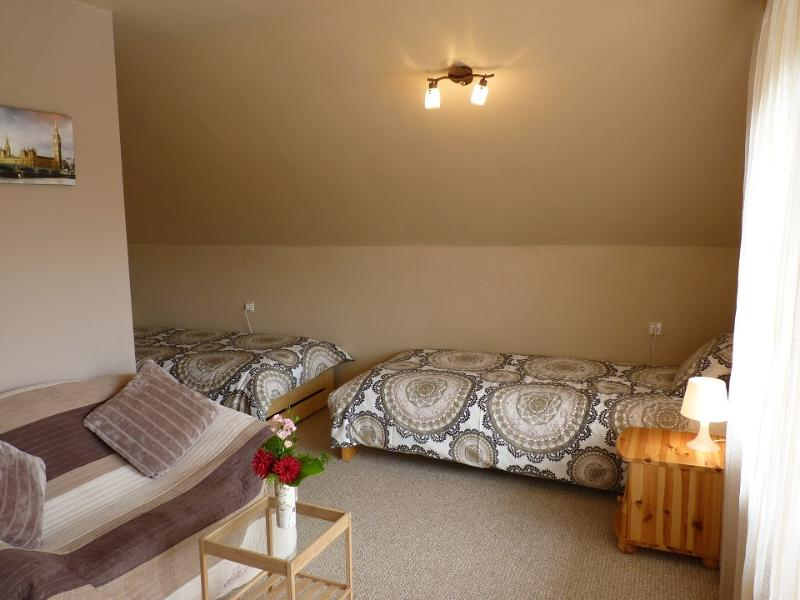 Bedroom#4 - two single beds