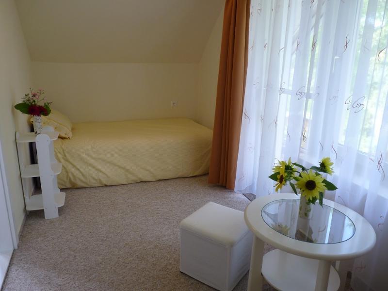 Bedroom #3 - single bed