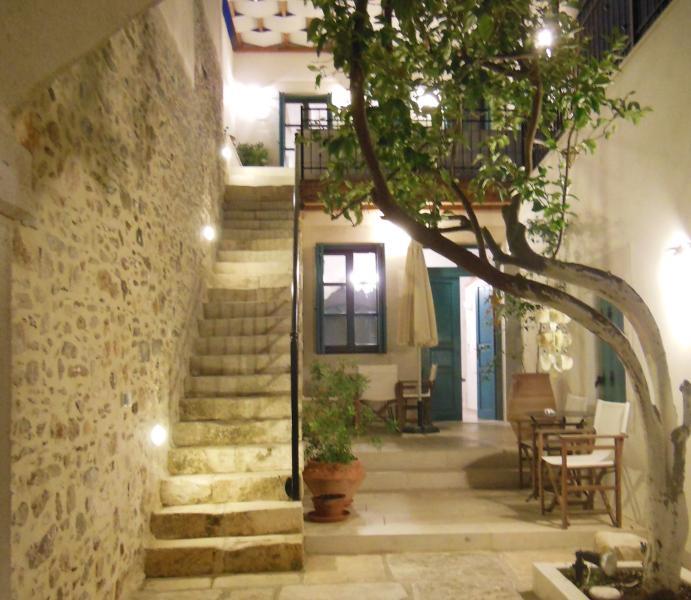 patio, indoor courses