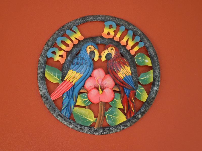 ARUBA JEWEL WELCOMES YOU, ''BON BINI''