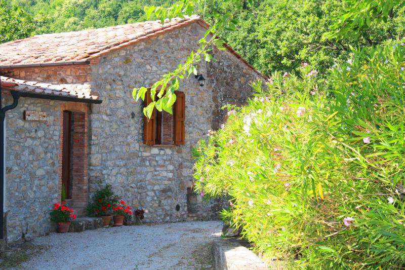 Il Castagneto, holiday rental in Montieri