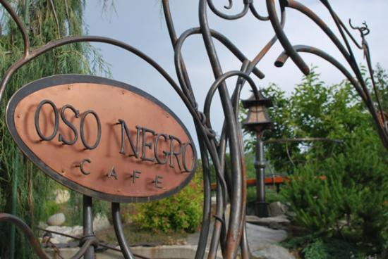 Best Coffee in town- Oso Negro