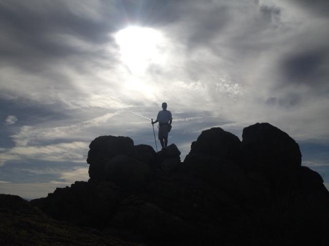 Incredible hiking!