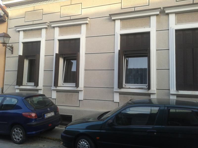 House,centre of Novi Sad,ground floor of the house, vacation rental in Novi Sad