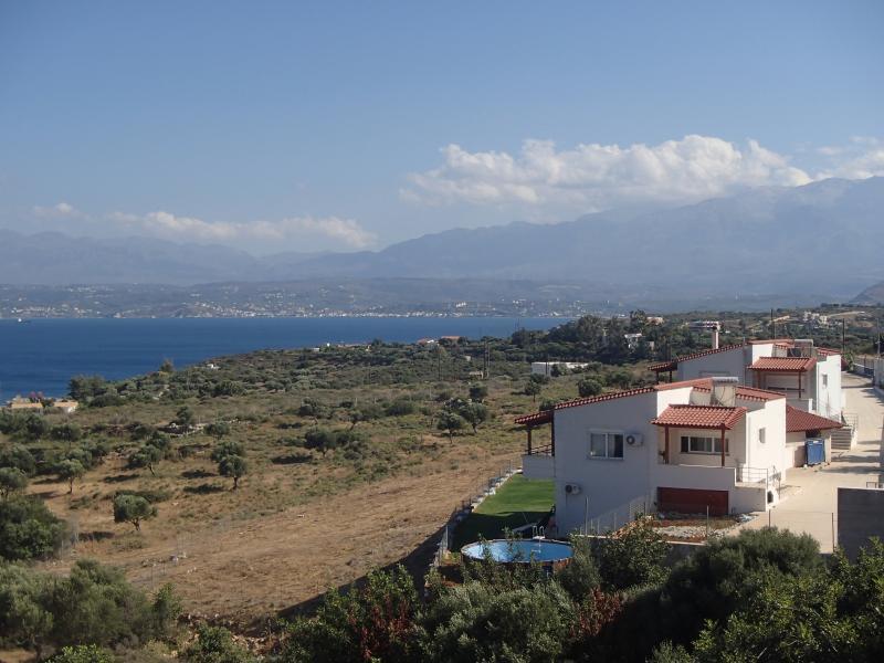 Marathi-luxury-villas in chania crete greece......, holiday rental in Chania