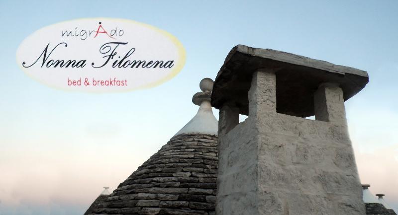 Al migrado & Nonna Filomena, vacation rental in Alberobello