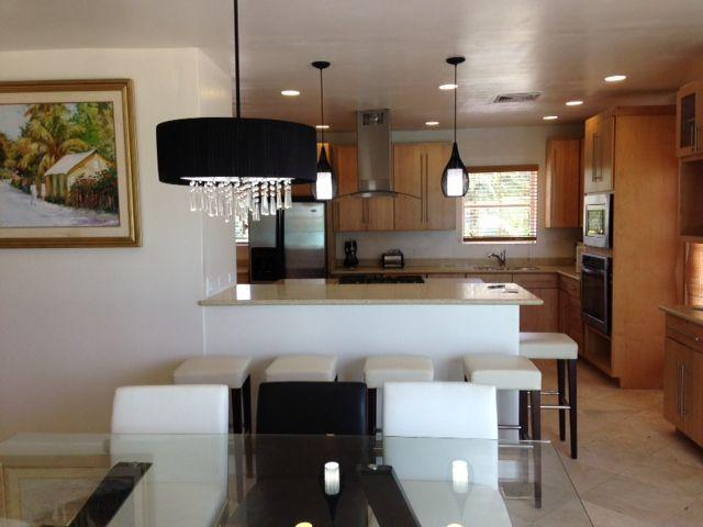 Modern Dining and Kitchen