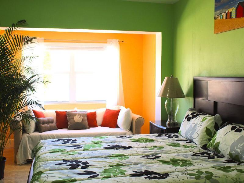 Full view of bedroom 1