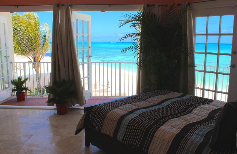 Master suite with amazing ocean views!