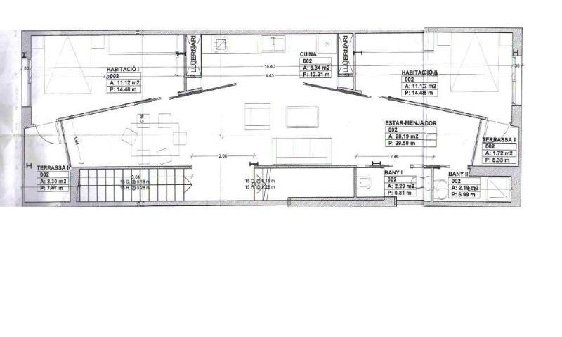 Plattegrond/Floor plan