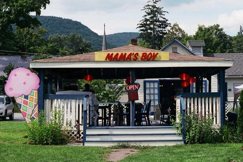 Mama's Boy for great coffee and cakes