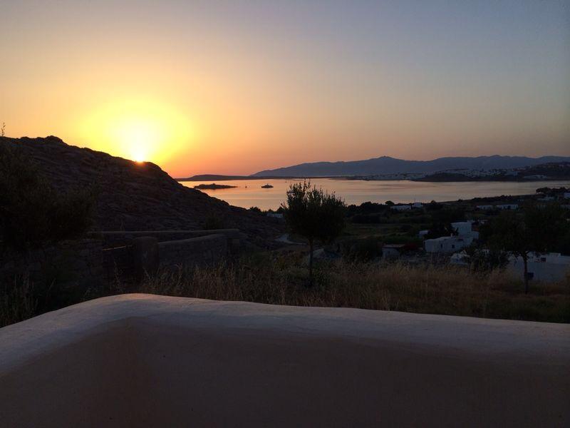 Sunrise from 'Mia Suite'