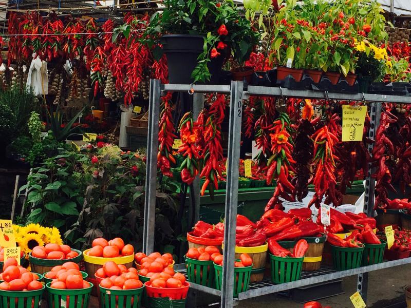 Jean Talon mercado