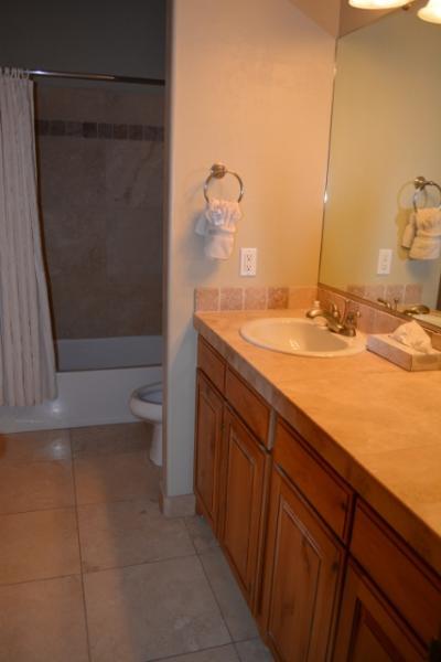 Chaque chambre a sa propre salle de bain