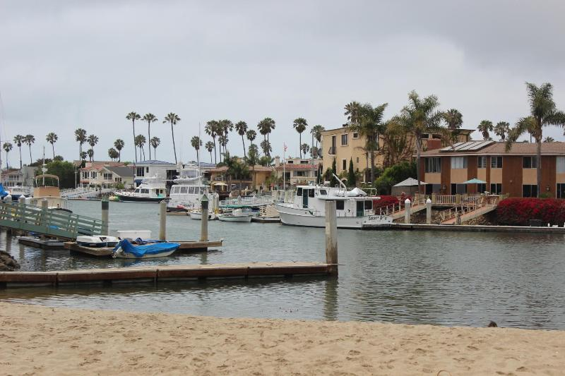 Kayak entrance to keys, harbor, and open ocean