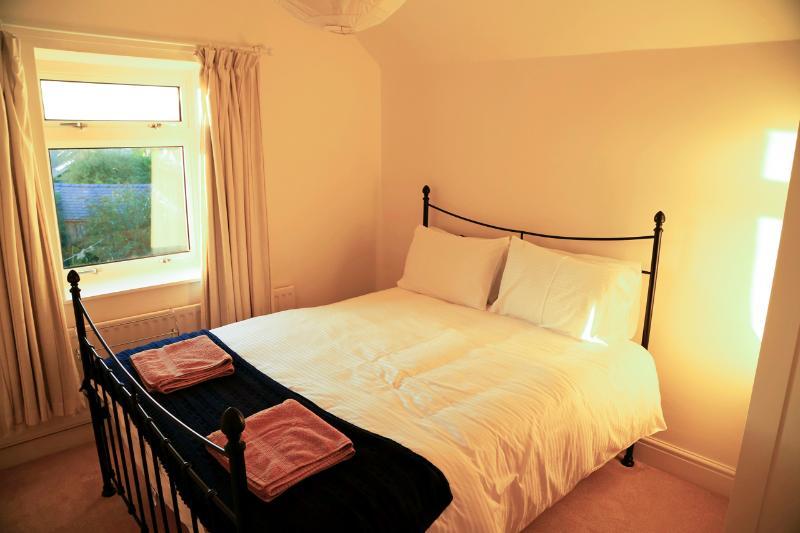 Bedroom 2 - Double with garden views
