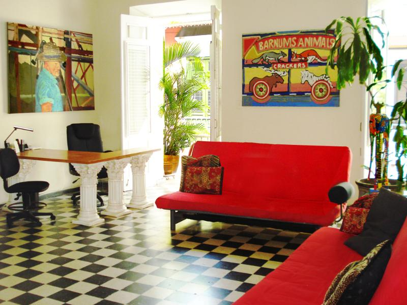 1 Gallery Apartment Living Room West