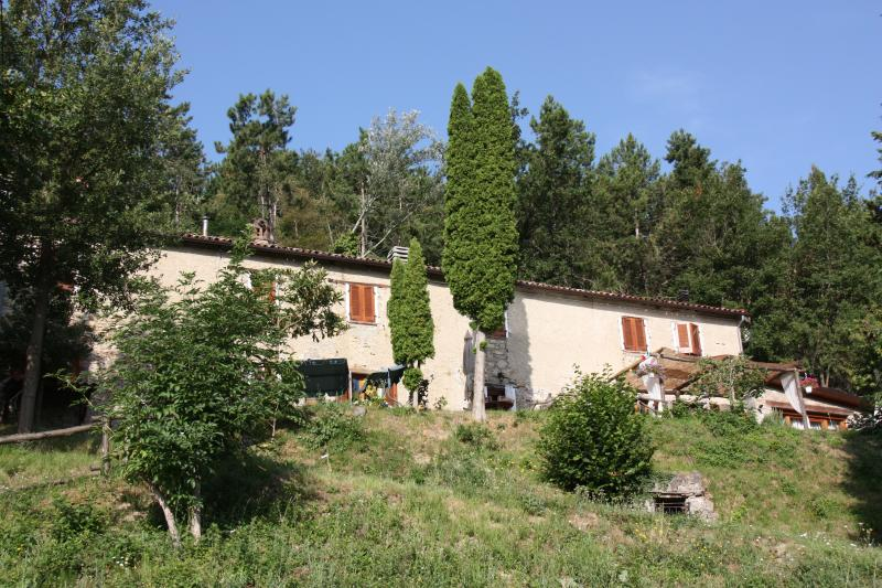 Casa Domenica, holidayhouse with pool in Piemonte, holiday rental in Spigno Monferrato